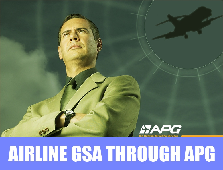 Airline GSA through APG
